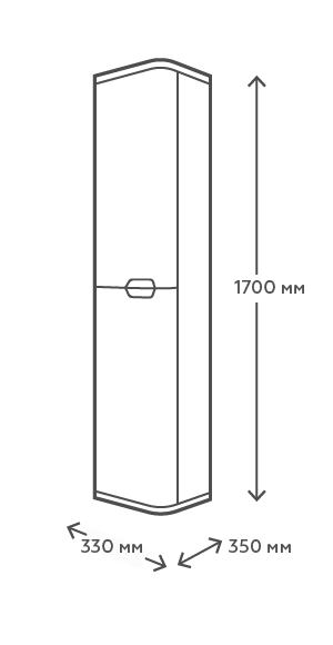 РазмерVelluto VltP-190