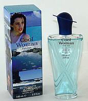 Cool Lady (Cool Woman) Beautimatic женская туалетная вода 100 ml, фото 1