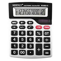 Калькулятор Keenly KK-8833-12 калькулятор настольный