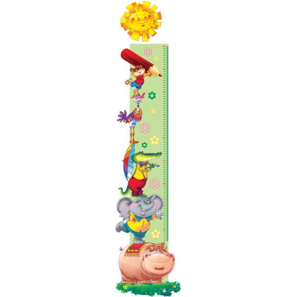 Ростометры для детей