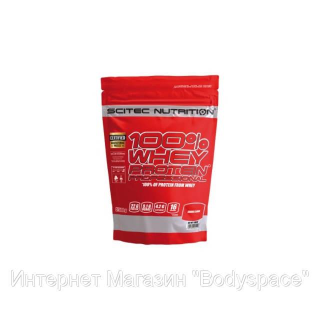 Scitec Nutrition, Протеин 100% Whey Protein Professional, 500 грамм