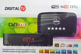 Цифровой тюнер Digital TV HD T5