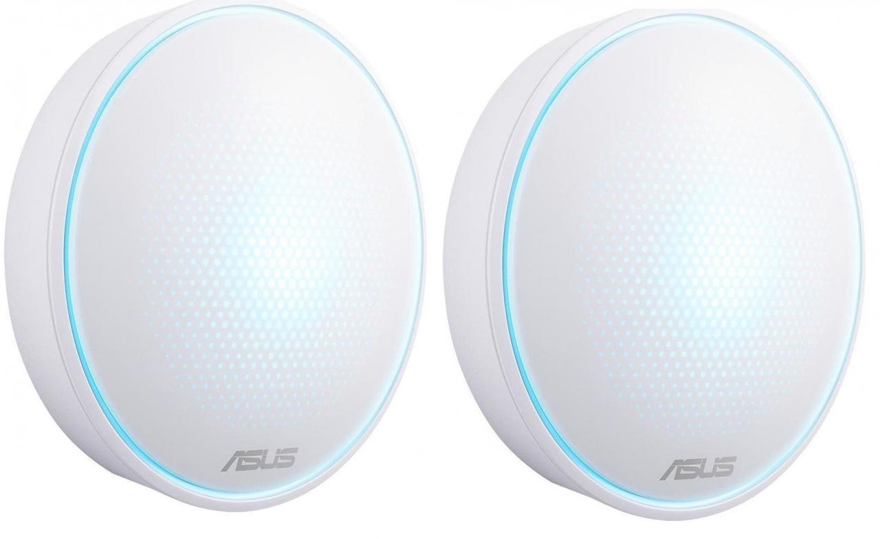 Wi-Fi система ASUS Lyra MAP-AC2200 2 шт (MAP-AC2200-2PK)