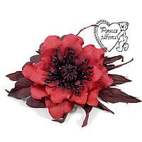 Стріла фантазійний квітка з фоамирана ручної роботи для волосся