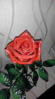 """Кованая """"Красная роза"""""""