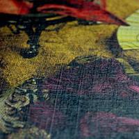"""Фотобумага с текстурой """"Лён"""" (толстая нить) матовая 230г/кв.м. 610мм х 25м"""