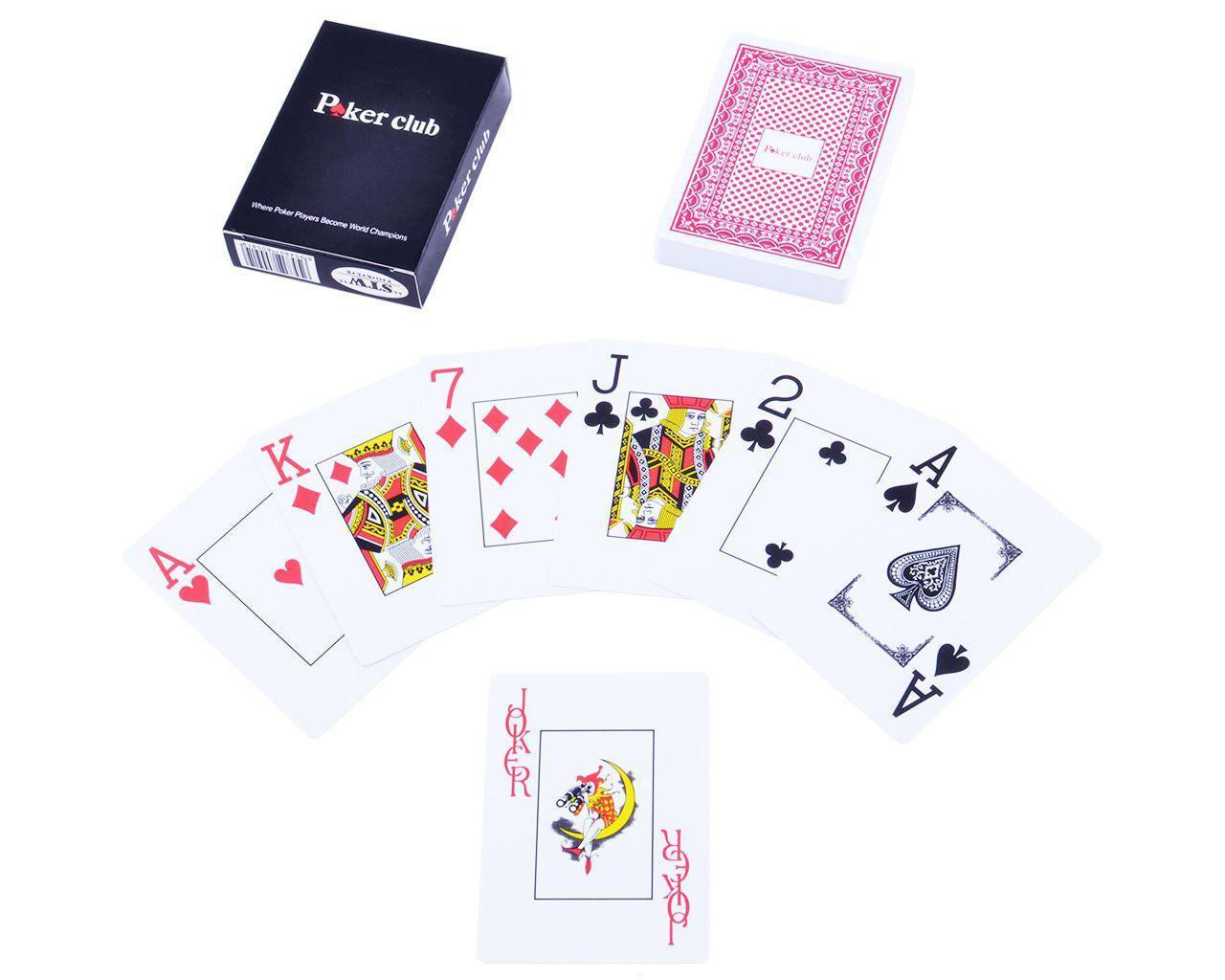 ли дурака можно в играть картами покерными