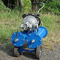 Установка фильтрации масла/дизтоплива/бензина.Передвижной заправочный агрегат FS-2