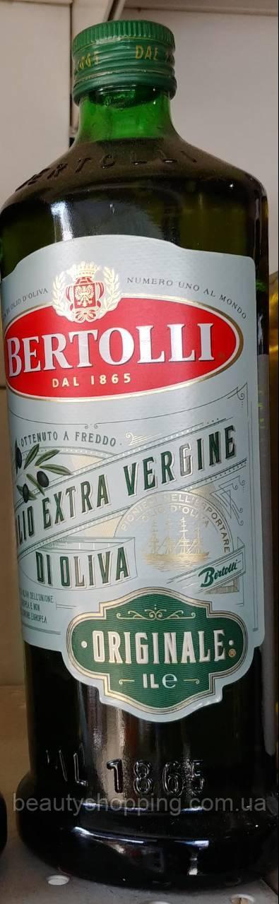 Bertolli Originale olio extra vergine оливковое масло 1 литр Италия