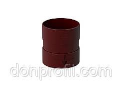 Муфта ринви 85 мм коричнева червона