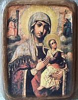 Икона Богородица Одигитрия,18 век.