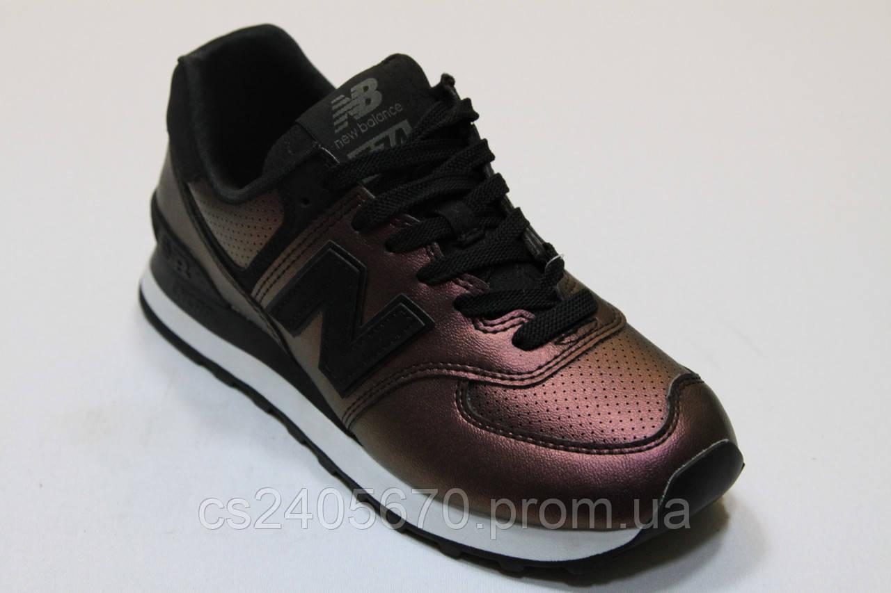 new styles 183bf 212c6 Кроссовки New Balance 574 KSB (фиолетовый/черный) ORIGINAL 100% - Bigl.ua