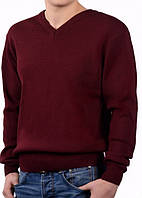 Классический пуловер мужской