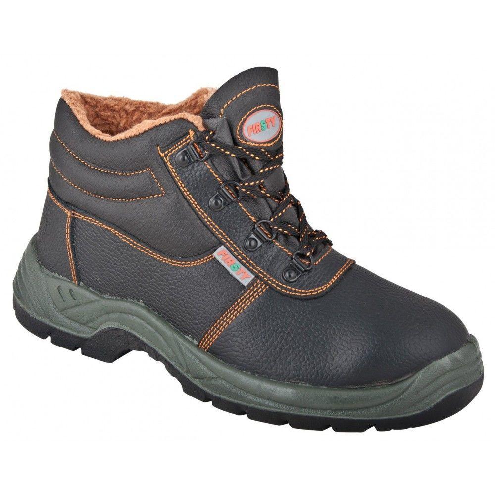 Ботинки зимние рабочие (утепленные) ARDON FIRWIN O1 (Чехия)   Черный, 36