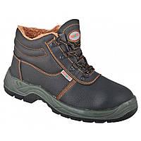 Ботинки зимние рабочие (утепленные) ARDON FIRWIN O1 (Чехия)   Черный, 36, фото 1