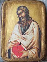 Икона,апостол Андрей,14 век.,работы Симоне Мартини