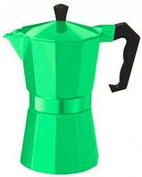 Гейзерная кофеварка 300 мл CON BRIO CB-6006, фото 1