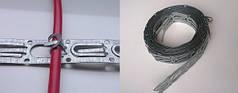 Монтажная лента для укладки нагревательного кабеля