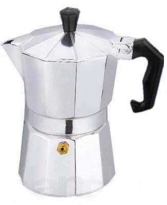 Кофеварка гейзерная на 6 порций BOHMANN BH-9406