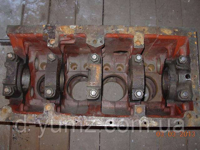 Блок ЮМЗ Д-65   Д65-01-001