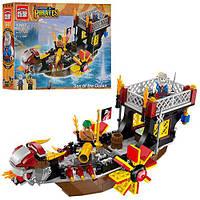 Конструктор типа Лего (Brick) Корабль 1307