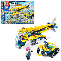 Конструктор типа Лего (Brick) Горнодобывающая команда 2408
