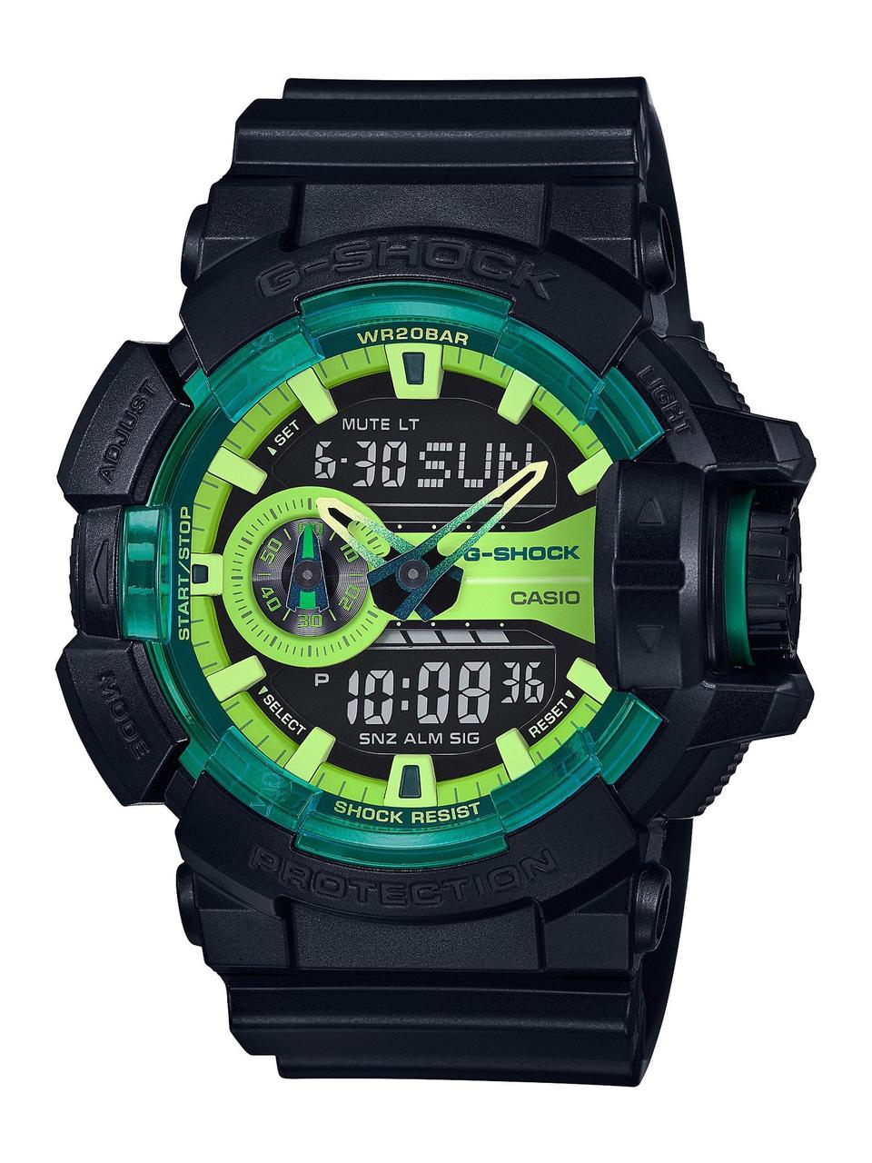 Часы Casio G-Shock GA400LY-1A