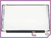 "Матрица 15.6"" LG LP156WHU-TPA1 Slim eDP (1366*768, 30pin справа, ушки сверху-снизу). Матовая"