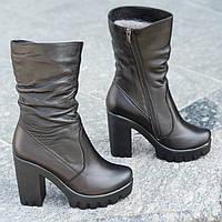Стильные женские сапоги в Украине. Сравнить цены 2a4ae4281fc08