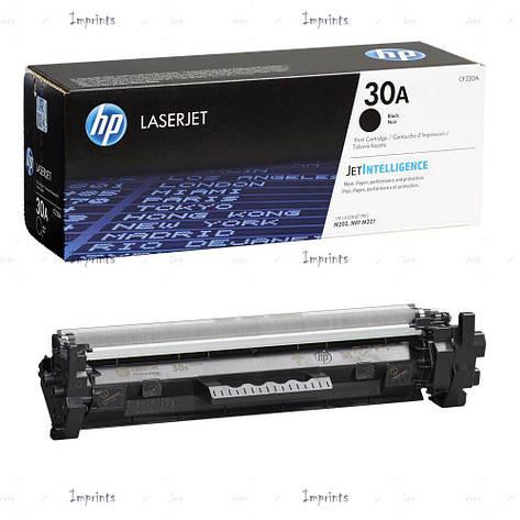 Заправка картриджа HP CF230A (30A), фото 2