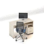 Комплект мебели для персонала серии Сенс композиция №2 ТМ MConcept