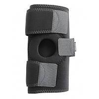 Бандаж для коленного сустава с 2 ребрами жесткости разъемный неопреновый размер 1 517-1