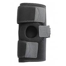 Бандаж для коленного сустава с 2 ребрами жесткости разъемный неопреновый размер 2 517-2