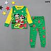 Пижама Minnie&Mickey Mouse унисекс. 90, 95, 110, 120 см