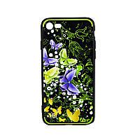Чехол-накладка Beckberg Spring for iPhone 7/8 Plus Green