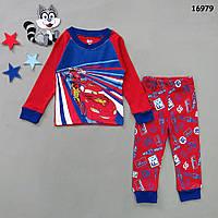 Пижама Cars для мальчика. 2, 3 года