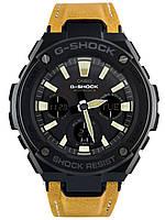 Часы Casio G-Shock G-Steel GST-S120L-1B TOUGH SOLAR , фото 1