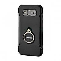 Чехол-накладка Motomo Ring Case for Xiaomi Redmi 5 Plus Black
