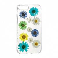 Чехол-накладка Natural Flowers Case for Samsung J700 (J7) Mix Color (J701)