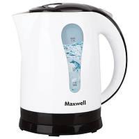 Электрочайник 1,7л Maxwell MW-1079 2200Вт белый