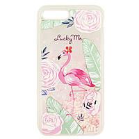 Чехол-накладка Stardust Flamingo for iPhone 6/6S Plus Lucky