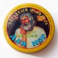 «Для ног Антиперспирант» Крем-Бальзам