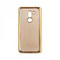 Чехол-накладка Remax Glitter Air Series for Xiaomi Redmi Note 5a Prime Gold