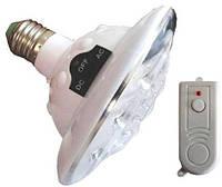 Светодиодная лампа с аккумулятором с пультом JL-678