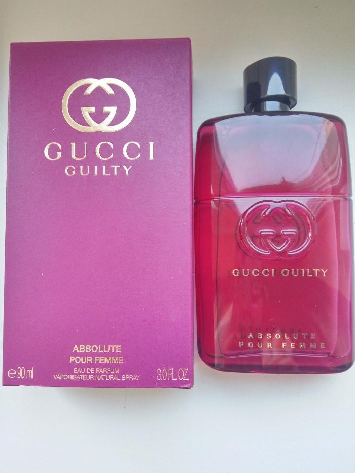 женская парфюмированная вода Gucci Guilty Absolute Pour Femme