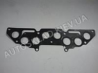 Прокладка коллектора ВАЗ 1118 8 кл. выпускного, БЦМ (металл.) 2-хслойная (21114-1008080)