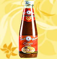 Имбирный соус, Thai Dancer, 295мл, Дж