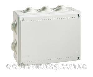 Герметичная распределительная коробкаР-8, 200х155х80