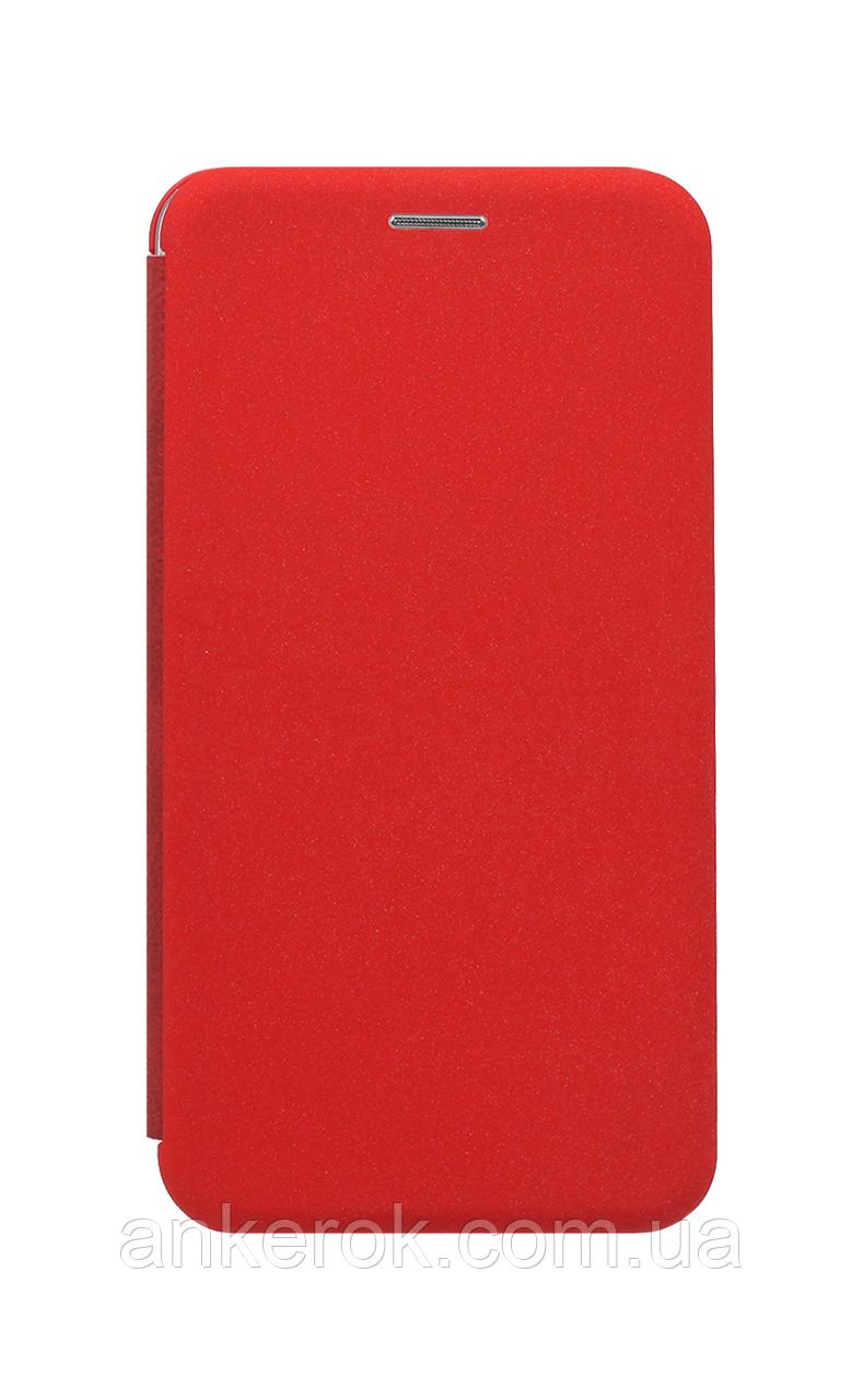 Чехол-книжка для Xiaomi Redmi 6A (Red)