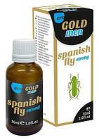 Возбуждающие средства со скидкой / капли для мужчин Spanish Fly Gold, 30 мл